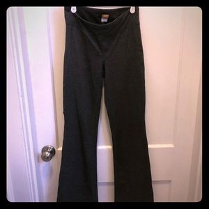 Lucy gray flare yoga pants